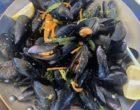 Moules en marinière © GP