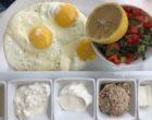 Petit déjeuner à l'israélienne © GP
