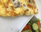 Omelette aux champignons © GP