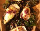 Huîtres et chou fleur © GP
