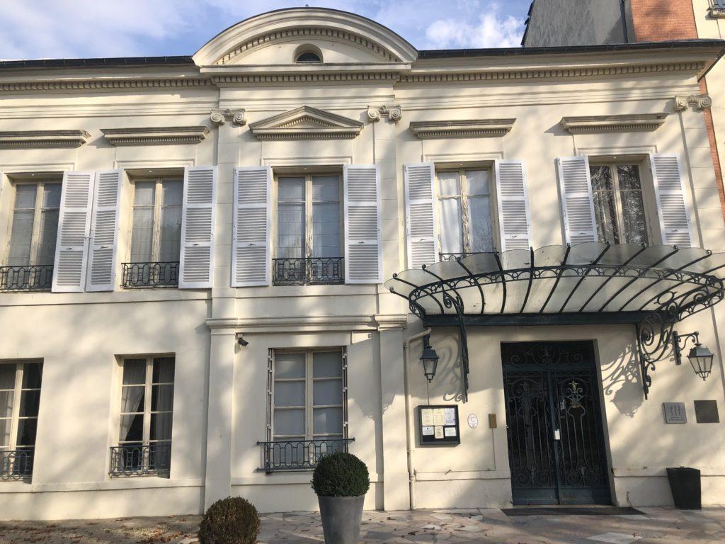 Home St Germain En Laye pavillon henri iv, restaurant saint-germain-en-laye - le
