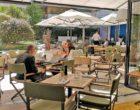 La Terrasse du Gray à l'Hôtel Barrière Le Gray d'Albion - Cannes