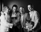 JP Lacombe, Laurent Gerra et les Gastronomistes © DR