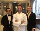 Christophe Hache, Gauthier Michaud et Claire Sonnet © GP