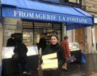 Fromagerie la Fontaine - Paris