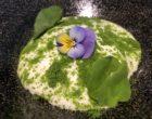 Gyoza aux moules et chapelures d'herbes © GP