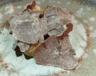 Saint-jacques et truffes blanches © GP