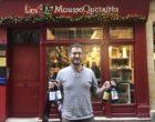 Philippe Le Quiniou et ses bières © GP