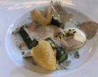 Poireaux et truffes blanches © GP