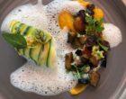 Lotte pochée au bouillon coco et courgettes ©GP