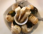 Escargots en coquilles © GP
