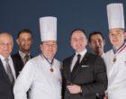 L'équipe du restaurant Paul Bocuse © DR
