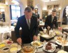 Service des desserts © GP