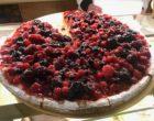 La tarte aux fruits des bois © GP