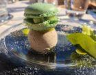 Bonbon de foie gras et pomme verte© GP