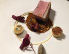 L'agneau de Franz, polenta, vacherin de chèvre, citron confit, anchois et jus de pistou ©GP