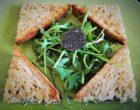 Sandwich « croc'truffe » © AA