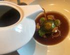 Soupe à l'oignon, piment jalapeno et oignons de Roscoff © GP