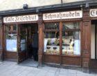 Munich : un beignet chez Frischhut