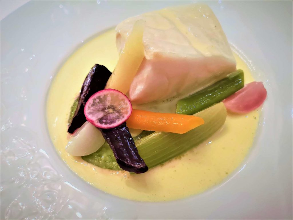 Le Chantecler Au Negresco Restaurant Nice L Avenement De
