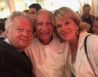 Avec Eric et Clarisse Frechon ©GP