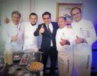 Fadi J.Abou, Michel Roth et les Chefs Goutato ©AA