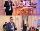 Les interventions de Fadi J. Abou et Flavio Bucciarelli © AA