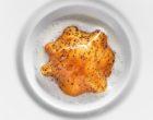 Ravioli aux langoustines, crème de parmesan et truffes © GP