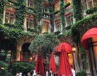 La Cour Jardin au Plaza Athénée - Paris