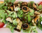 Croustilles d'escargots en salade ©GP