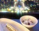 Millefeuille vanille, framboise, opaline au citron © GP