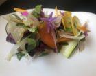 Tarte fine de legumes  ©GP