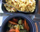 Légumes et spaetzle © GP