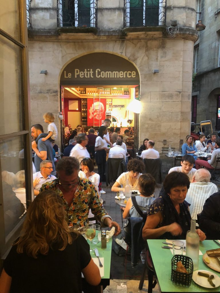 Le Petit Commerce Restaurant Bordeaux Ce Petit Commerce