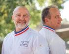 Pascal Caffet et Franck Fresson © DR
