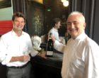 Paris 6e : le champagne Franck Bonville chez Guy Savoy