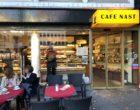 Stuttgart : Kaffee Kuchen chez Nast