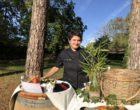 Lourmarin : les déjeuners sur l'herbe d'Anne-Laure Noga