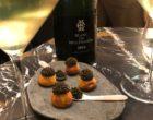 Gougères au caviar et champagne ©GP