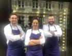 La joyeuse équipe de cuisine © GP