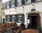 Tübingen : comme autrefois à la Wurstküche