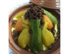 Couscous aux 7 légumes ©GP
