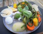 L'aïoli de cabillaud aux légumes ©AA