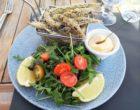 Petite friture d'anchois et aïoli maison ©AA