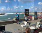 Tel Aviv : un café ou plus chez Aroma sur le port