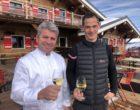 Edouard Loubet et Bruno Millet à l'Alpette © GP