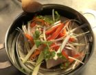 Recette de confinement : le cabillaud vapeur sauce soja de Jean-Pierre Espiard