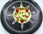 Recette de confinement : les radis-beurre et chèvre frais d'Hubert Chanove