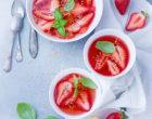 Recette de confinement : la nage de fraises du Périgord IGP