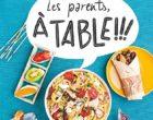 Les enfants en cuisine, les parents à table !